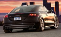 2013 Audi TTS, Back quarter view., exterior, manufacturer