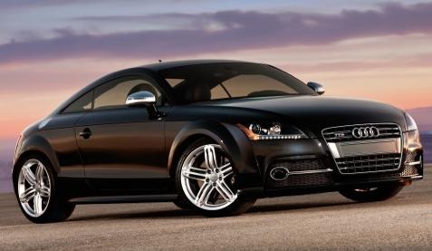 2013 Audi TTS, Front quarter view., exterior, manufacturer