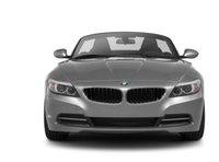 2013 BMW Z4, Front View copyright AOL Autos., exterior, manufacturer