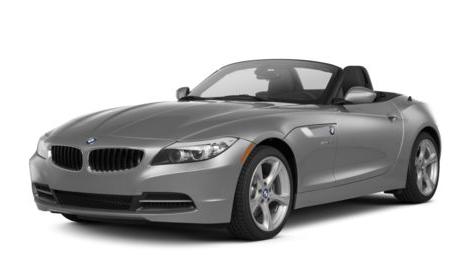 2013 BMW Z4, Front quarter view copyright AOL Autos., exterior, manufacturer