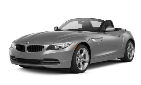 2013 BMW Z4, Front quarter view copyright AOL Autos., manufacturer, exterior