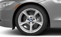 2013 BMW Z4, Front Tire copyright AOL Autos., exterior, manufacturer