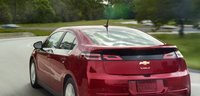 2013 Chevrolet Volt, Back quarter view., manufacturer, exterior