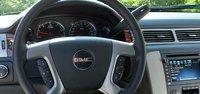 2013 GMC Yukon XL, Steering Wheel., interior, manufacturer