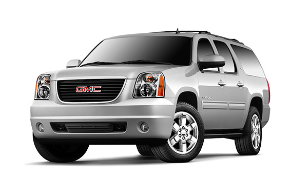 2013 GMC Yukon XL, Front quarter view., exterior, manufacturer