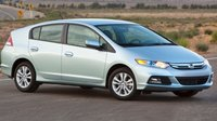 2013 Honda Insight, Front quarter view., exterior, manufacturer, gallery_worthy