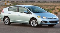 2013 Honda Insight, Front quarter view., exterior, manufacturer