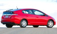 2013 Honda Insight, Back quarter view., exterior, manufacturer, gallery_worthy