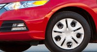 2013 Honda Insight, Front Tire., exterior, manufacturer