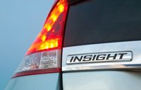 2013 Honda Insight, Badge., exterior, manufacturer