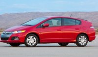 2013 Honda Insight, Side View., manufacturer, exterior