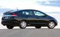 2013 Honda Insight, Back quarter view., exterior, manufacturer
