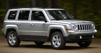 2013 Jeep Patriot, Front quarter view., exterior, manufacturer, gallery_worthy