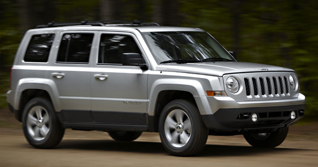 2013 Jeep Patriot, Front quarter view., exterior, manufacturer