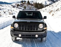 2013 Jeep Patriot, Front View., exterior, manufacturer, gallery_worthy