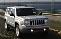 2013 Jeep Patriot, Front quarter view., manufacturer, exterior