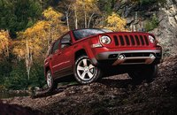 2013 Jeep Patriot, Front View., manufacturer, exterior