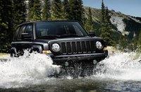 2013 Jeep Patriot, Front View., exterior, manufacturer