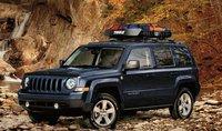 2013 Jeep Patriot, Front quarter view., exterior, manufacturer