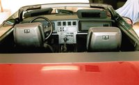 Picture of 1989 Chevrolet Corvette Convertible RWD, interior, gallery_worthy