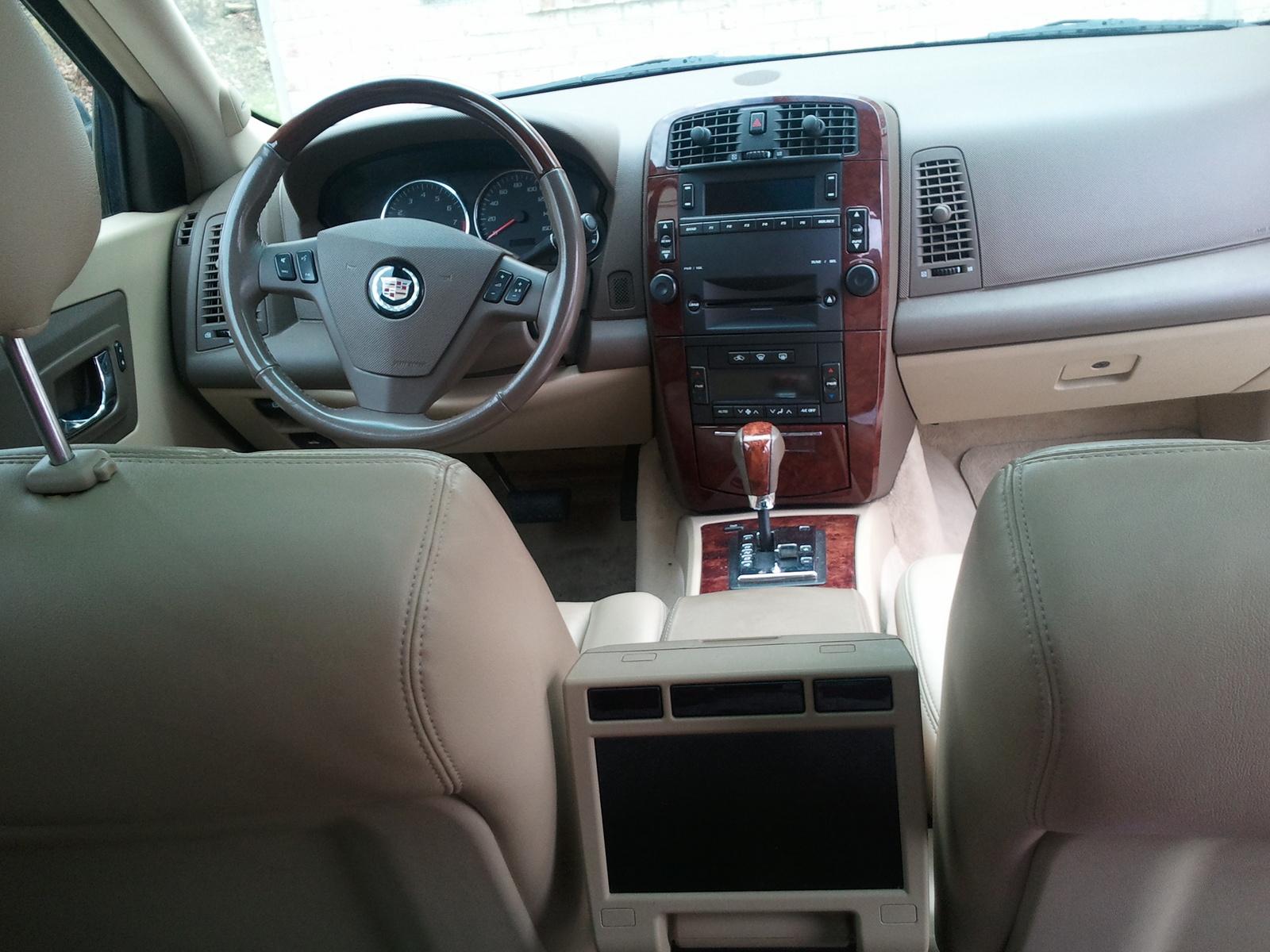 2006 Cadillac Srx Interior Pictures Cargurus