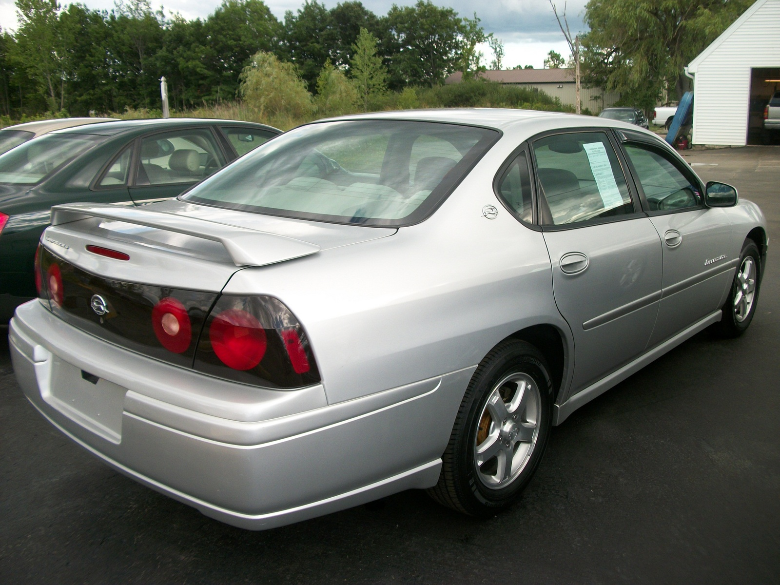 2004 chevrolet impala exterior pictures cargurus. Cars Review. Best American Auto & Cars Review