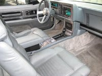 Picture of 1989 Buick Reatta STD Coupe, interior