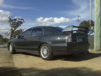 Picture of 1997 Mitsubishi Magna, exterior, gallery_worthy