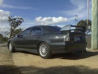 1997 Mitsubishi Magna Overview