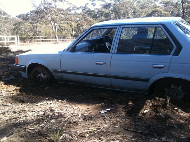 Picture of 1984 Toyota Corona