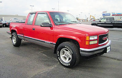 Picture of 1997 GMC Sierra C/K 1500