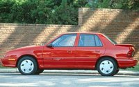 Picture of 1990 Dodge Shadow 4 Dr ES Hatchback, exterior, gallery_worthy