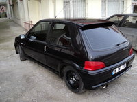 1998 Peugeot 106 Overview