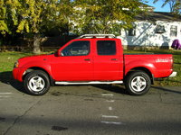 Picture of 2001 Nissan Frontier 4 Dr SE Crew Cab SB, exterior