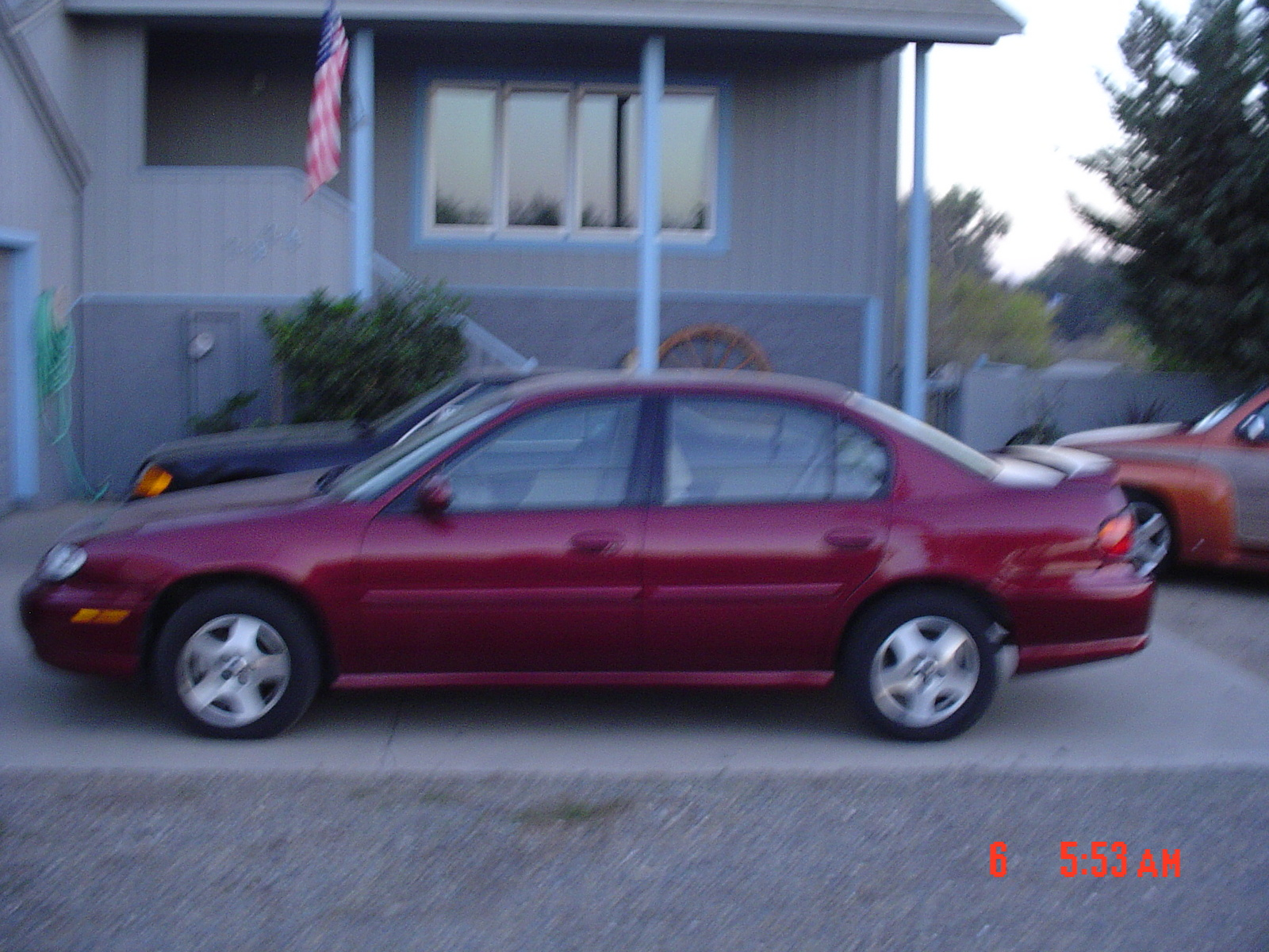 2003 Chevrolet Malibu Related Infomation Specifications