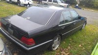 1993 Mercedes-Benz 300-Class 4 Dr 300SE Sedan picture, exterior