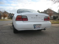 Picture of 1995 Nissan Maxima GXE