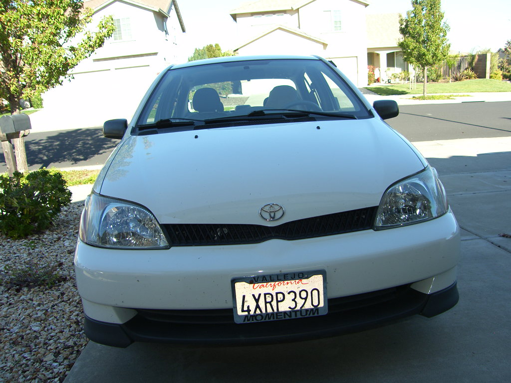Picture of 2002 Toyota ECHO 4 Dr STD Sedan, exterior