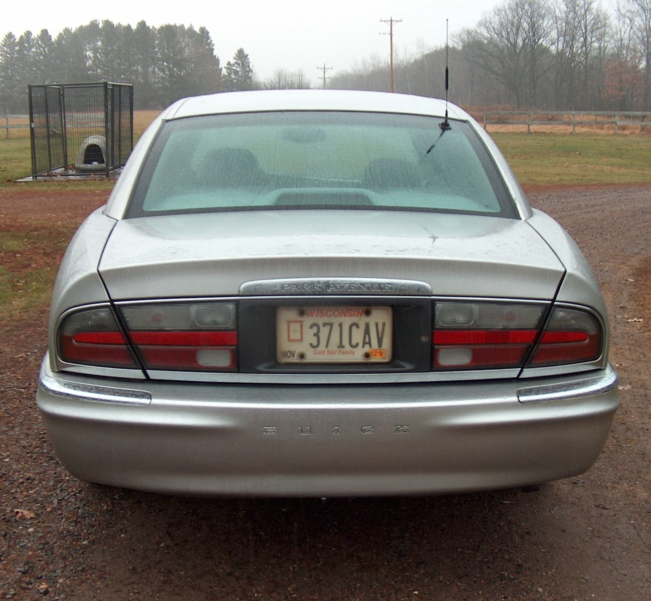 Picture of 2005 Buick Park Avenue Base