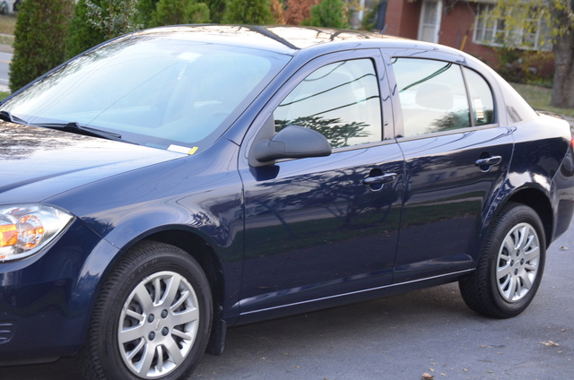 Picture of 2010 Chevrolet Cobalt LS Sedan FWD, exterior, gallery_worthy