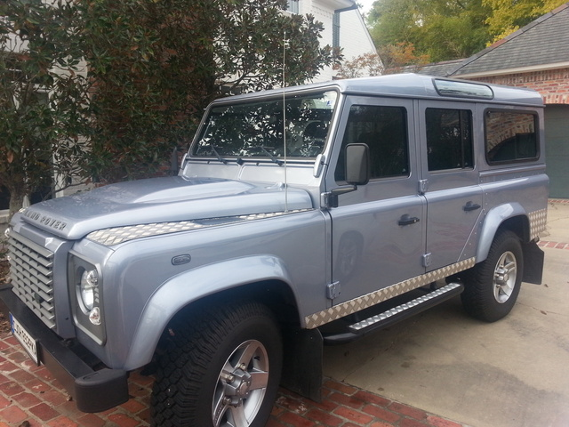 2008 land rover defender pictures cargurus - Land rover garage near me ...