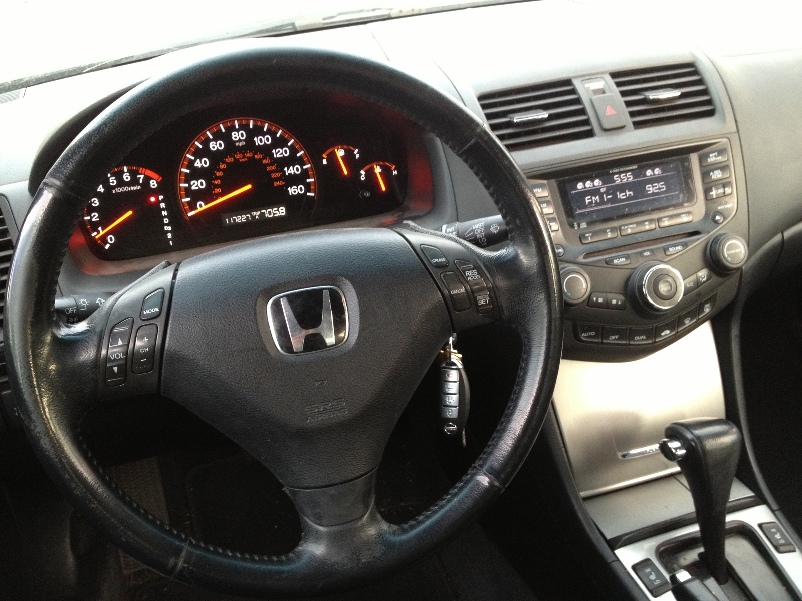 2004 Honda Accord Steering Wheel.JPG (640×480) | Accomplishments |  Pinterest | Honda Accord