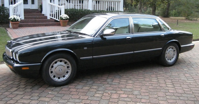 Picture of 1998 Jaguar XJ-Series Vanden Plas, exterior