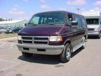 1999 Dodge Ram Van, PEACE, exterior