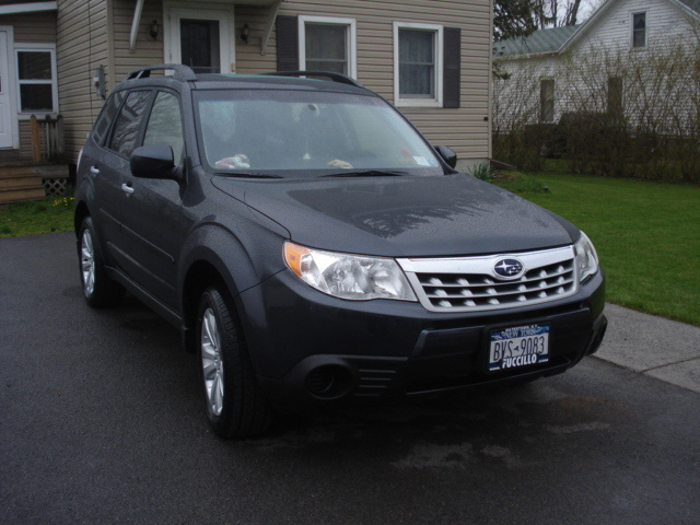 Picture of 2012 Subaru Forester