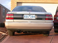 1991 Holden Calais Overview