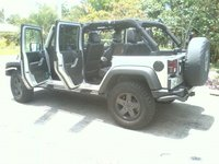 Picture of 2012 Jeep Wrangler Unlimited Rubicon, exterior, interior, gallery_worthy