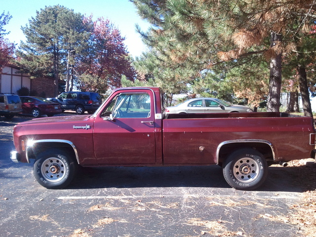 Picture of 1974 Chevrolet C/K 20, exterior, gallery_worthy