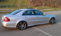 Picture of 2004 Mercedes-Benz E-Class E 55 AMG, exterior, gallery_worthy
