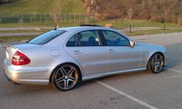 Picture of 2004 Mercedes-Benz E-Class E55 AMG, exterior